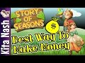 HOW TO MAKE MONEY $$$ FAST IN STORY OF SEASONS (3DS) | HARVEST MOON TUTORIAL