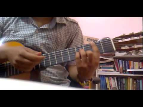 TUJHE BHULA DIYA TUTORIAL (ANJAANA ANJAANI) DETAILED STRUMMING PATTERN on guitar