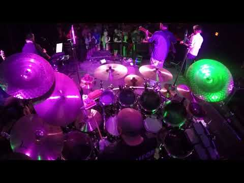 Adam Parker Drums - The Song That Jane Likes with Dave Matthews Tribute Band - 6119 - Chattanooga