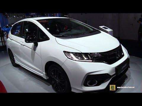 2018 Honda Jazz Exterior and Interior Walkaround 2017 Frankfurt Auto Show