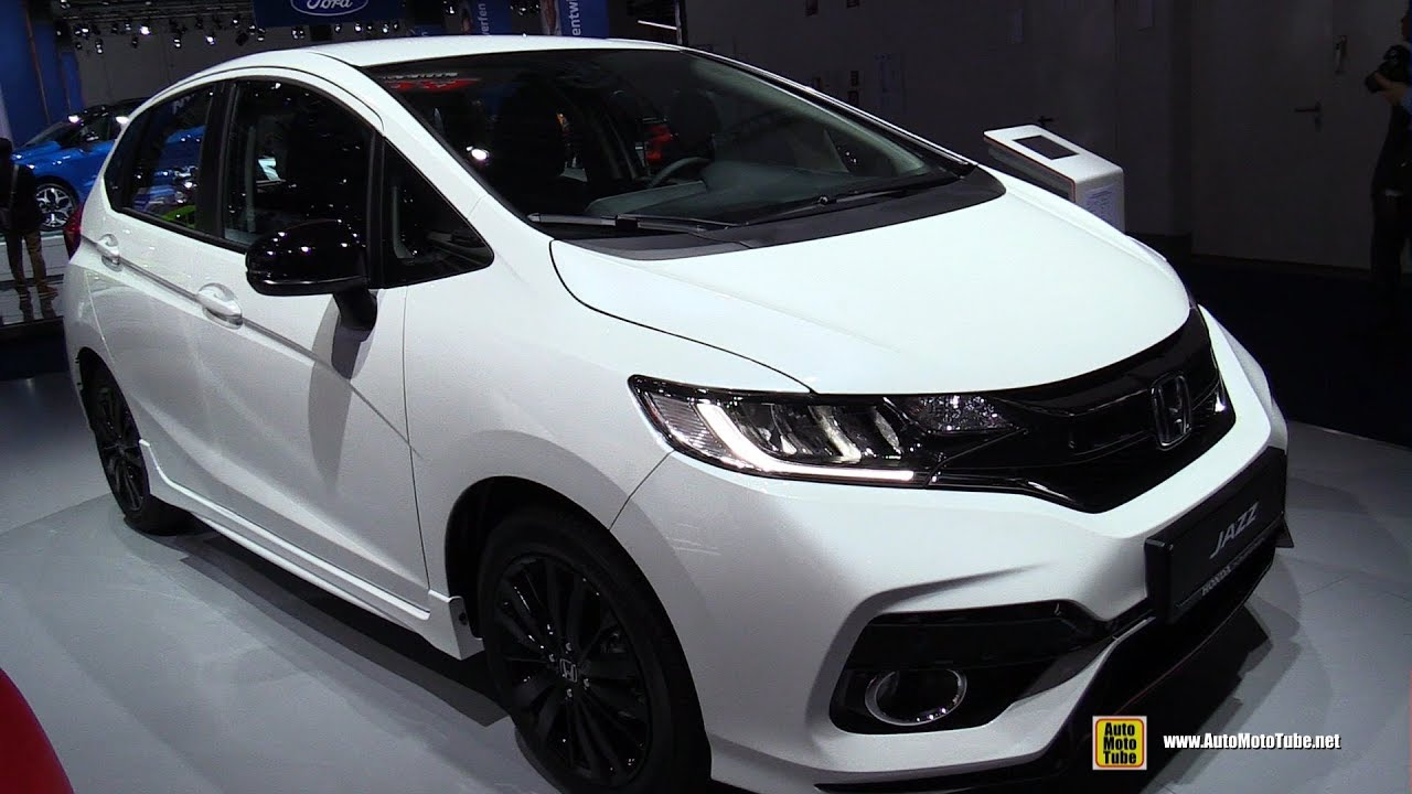 2018 Honda Jazz Exterior And Interior Walkaround 2017