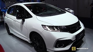2018 Honda Jazz - Exterior and Interior Walkaround - 2017 Frankfurt Auto Show