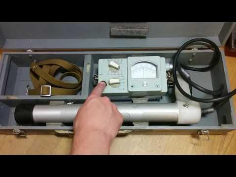 Радиометр сцинтилляционный СРП-68-01,