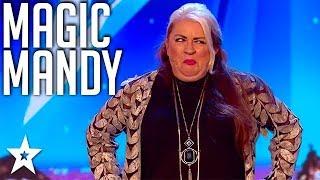 MAGIC COMEDY With A Twist on Britain's Got Talent | Got Talent Global