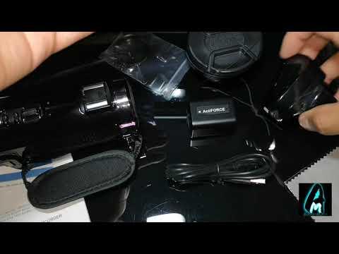 Cofunkool 4K Ultra HD 48mp Digital Video Camcorder HDV-514KM (Review)