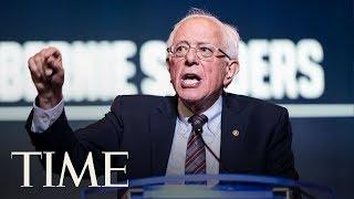 Bernie Sanders, Ilhan Omar & Pramila Jayapal Introduce New College Affordability Bills | TIME