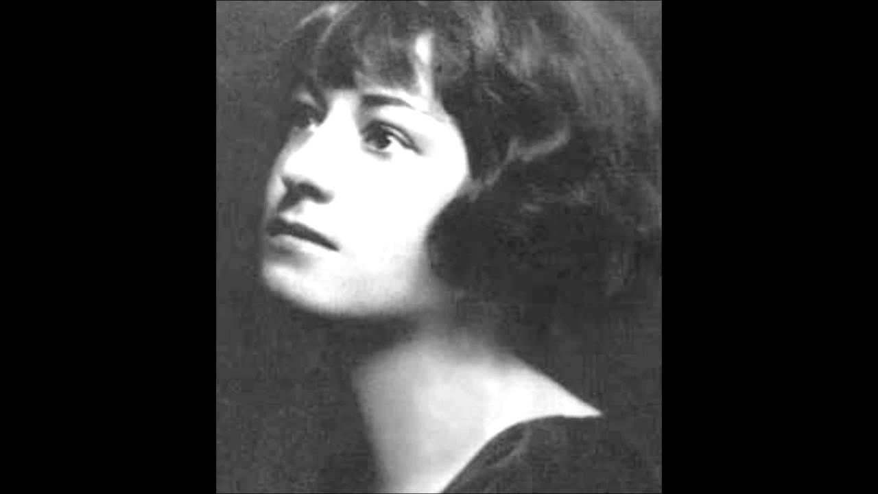 Dorothy Parker - True Love - YouTube