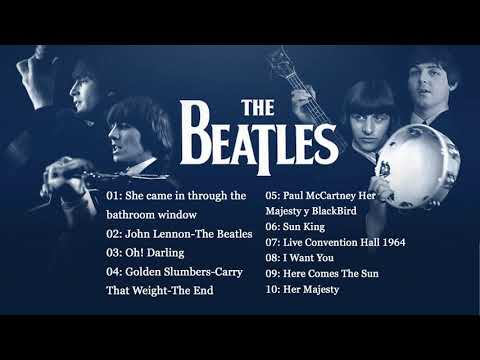 The Beatles - Abbey Road (Full Album) - Best Of The Beatles