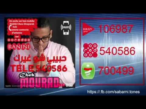 HABIBI CHOU TÉLÉCHARGER MP3 MOURAD CHEB GHAYAREK