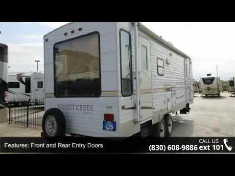 2006 Sunset Creek 267RL - Camping World of San Antonio -