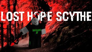 Roblox Script Showcase Episode Nr. 996/Lost Hope Scythe