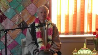 Шримад Бхагаватам Чайтанья Чандра Чаран прабху песня 6 глава 11 стих 24 24 04 2014