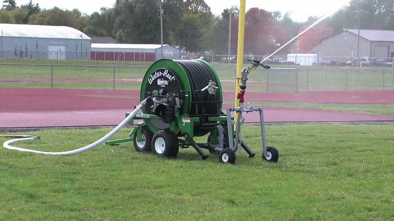 Sports Field Irrigation Youtube