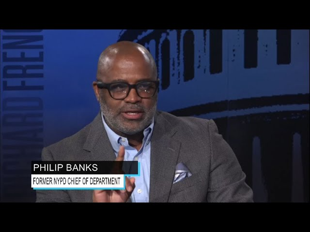 Fmr. NYPD Chief of Department Philip Banks on the Killing of George Floyd