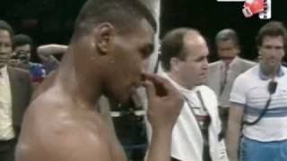 Майк Тайсон - Митч Грин 21(4) Mike Tyson vs Mitch Green