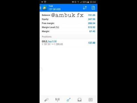 @ambuk.fx - GOLD TRADE - BRUNEI FOREX TRADER - QUICK SHORTERM TRADE