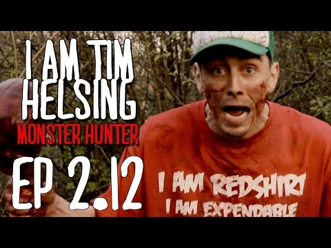 2.12 - Dawn Of The Reds - TIM HELSING : MONSTER HUNTER