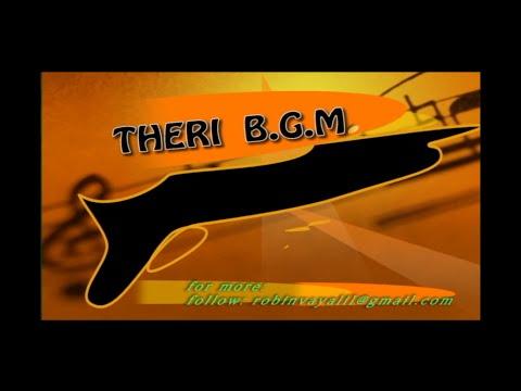 Theri Vijay Movie BGM Ringtone Version