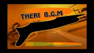theri vijay movie bgm ringtone version