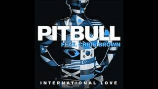 Pitbull Ft.Chris Brown-International Love (DJ Azizul MIX) (HD)