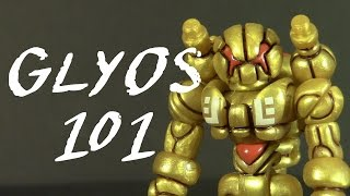 Glyos 101 Review: Onell Design Part 2 (Robots and Rigs)