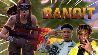"Fortnite Montage - ""BANDIT"" (Juice WRLD, NBA Youngboy)"