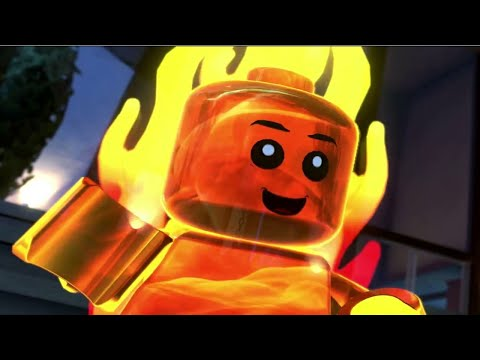 LEGO The Incredibles - Meet Jack-Jack Trailer