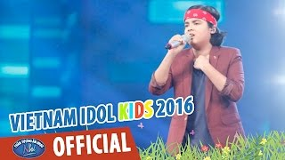 vietnam idol kids 2016 - gala 2 - ill be there - jayden