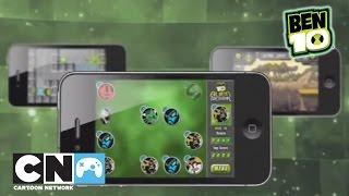 Ben 10 Oyunları Paketi   Mobil Uygulama   Cartoon Network