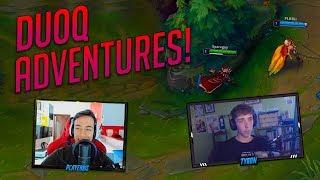 SONO TORNATO! • DUOQ HIGHLIGHTS con PlayerBis!