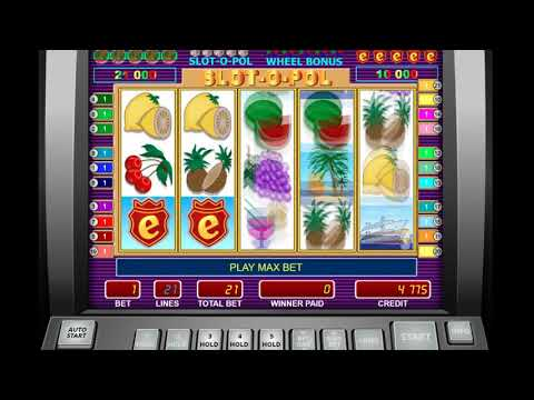 Видеообзор игрового автомата Slot-o-Pol от Mega Jack