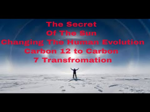 The Secret Of Why The  Sun Is Changing The Human Evolution