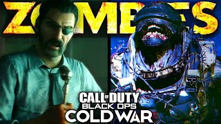 Black Ops Cold War: Zombies Revealed & Weaver Returns!