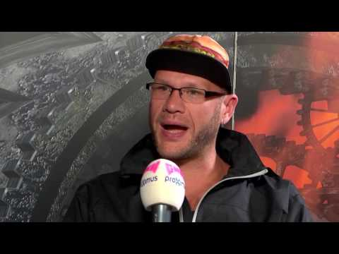 INTERVIEW - KILLSWITCH ENGAGE - GMM2016
