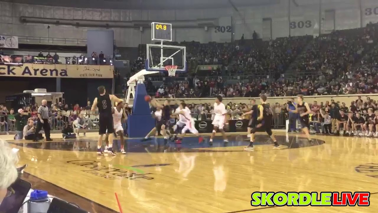 Grayson Nix Game Winner
