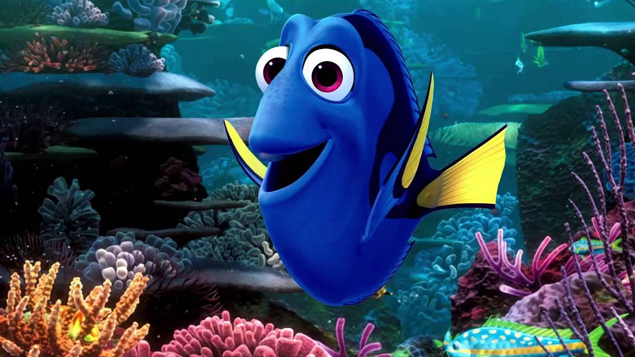 Watch on Finding Nemo
