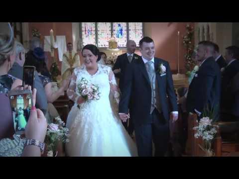Stephanie & Jonathan's wedding day highlights video - Rostrevor and Newry