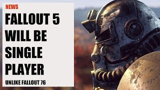 Fallout 5 Will Be Single Player, GTA 6 Release Date HOAX, Bloodborne 2 Incoming?