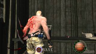 Resident Evil 4 PC - How To Swap Characters (in main game)