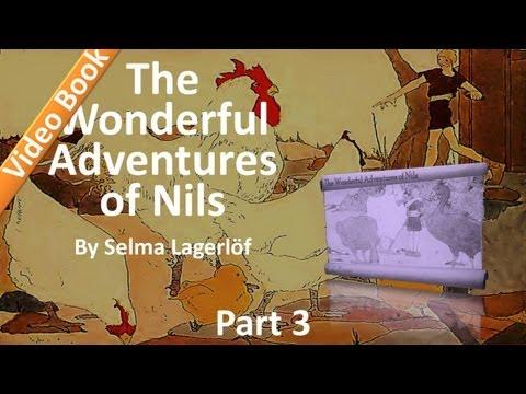 Part 3 - The Wonderful Adventures of Nils Audiobook by Selma Lagerlöf (23-33)