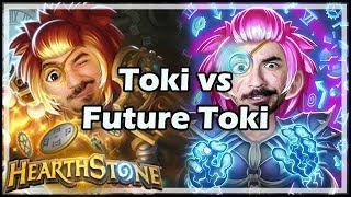 [Hearthstone] Toki vs Future Toki