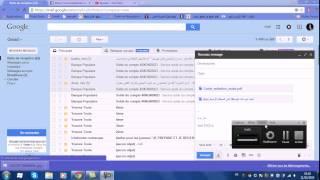 كيفية إرسال ملفات يتجاوز حجمها 25 ميغا عبر البريد الإلكتتروني الإيميل par Drive