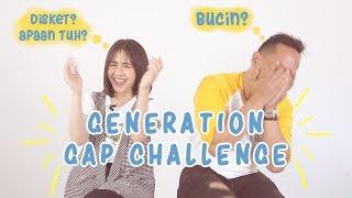 Ringgo Agus Rahman & Zara 'JKT 48' Main Generation Gap Challenge MP3