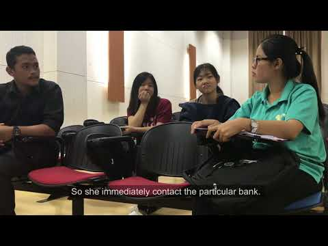 Group 6 Phone Scamming Credit Debit Card Fraud