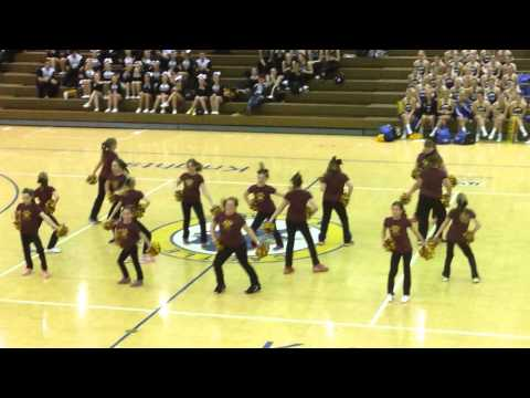 "Loge Elementary School Dancers ""Shake It Off"""