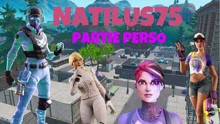 LIVE FORTNITE BATTLE ROYALE CONCOURS CREATOR PART PERSO PROCHAIN SKIN A WINNER 5200