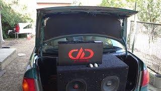 DD Audio VO-MN8 Жесткая  прослушка )