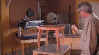 Make A Table With A Cnc Router