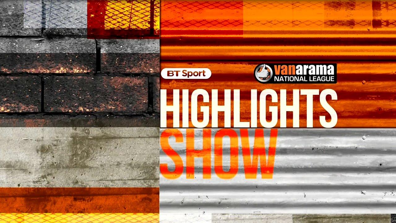 National League Highlights: Match Day Three | BT Sport