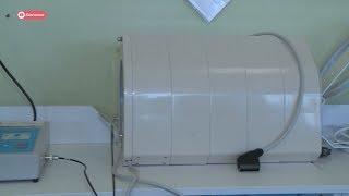 В Камчатскую детскую поликлинику поступило новое оборудование.